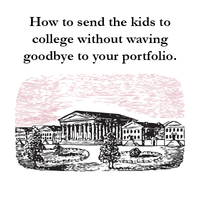 Saving for college is important, and McRae Capital Management can help you understand how to do it.