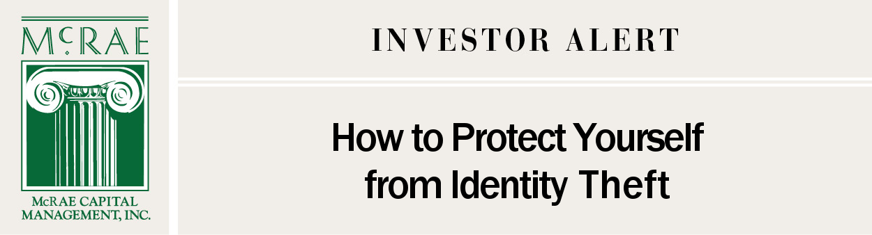 """""""How to Protect Yourself from Identity Theft"""""""