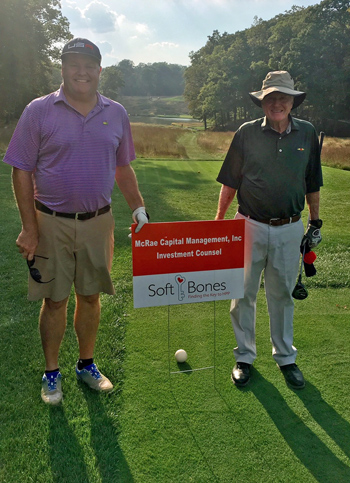 McRae Sponsors Soft Bones 9th Annual Golf Classic
